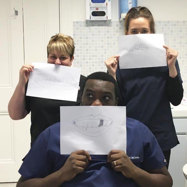 envisage dental on facebook
