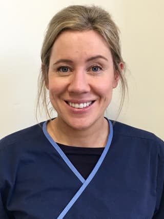 Miriam Tuttle dental hygienist Falkirk